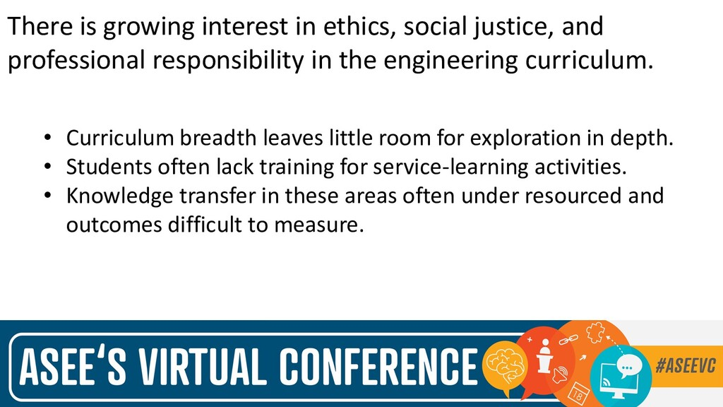 There is growing interest in ethics, social jus...