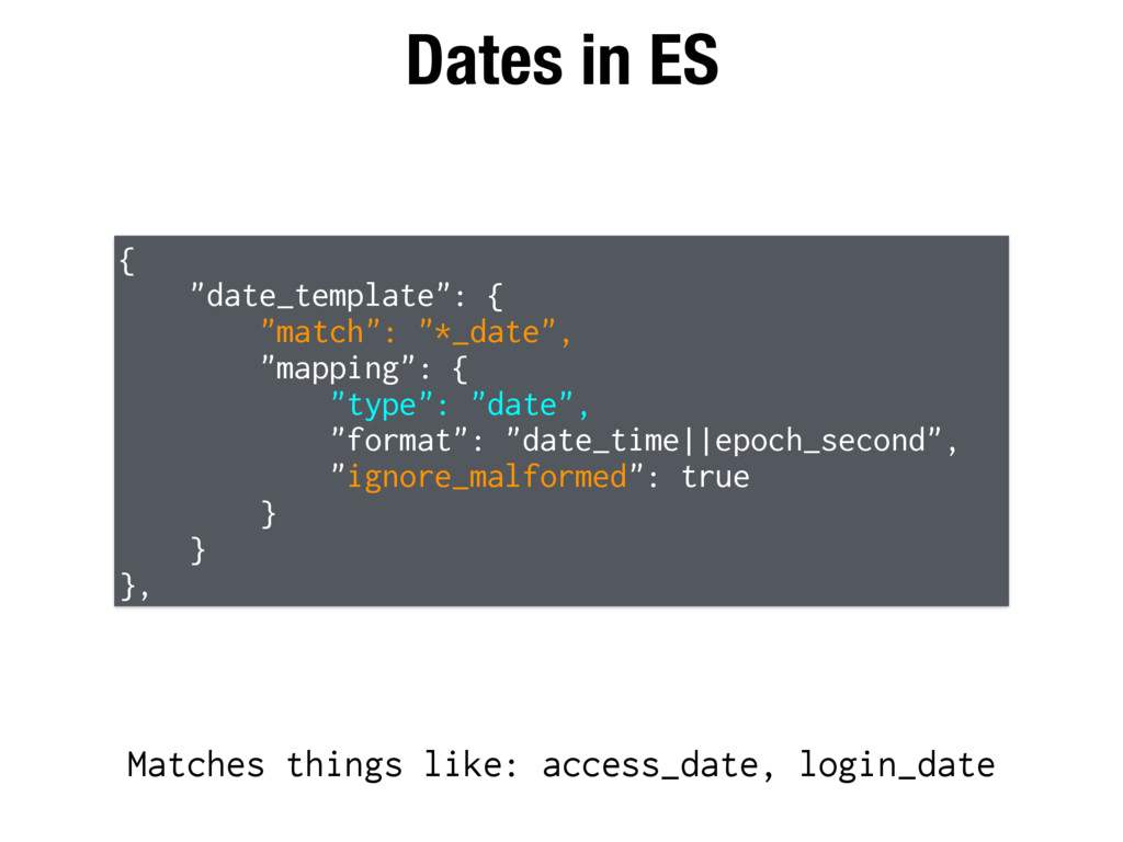"""Dates in ES { """"date_template"""": { """"match"""": """"*_da..."""