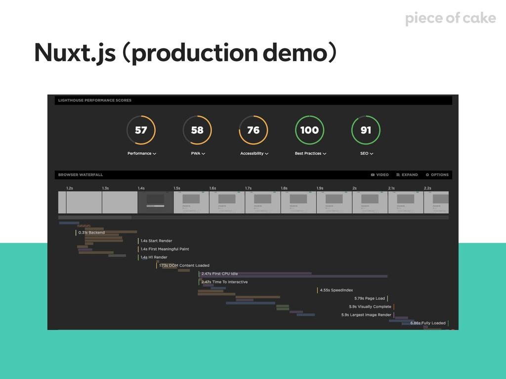 Nuxt.js (production demo)