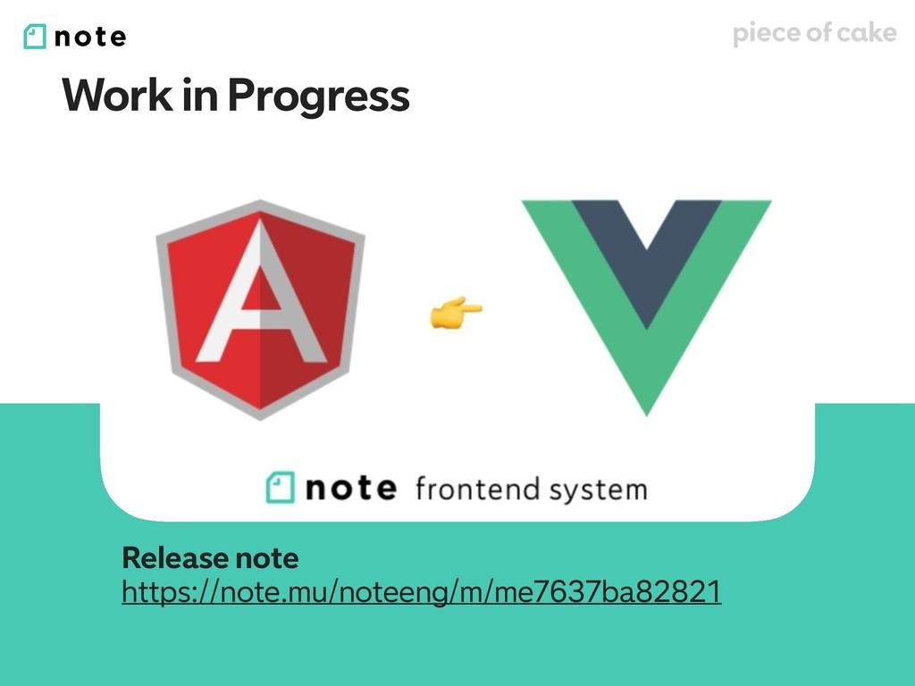 Work in Progress Release note https://note.mu/n...