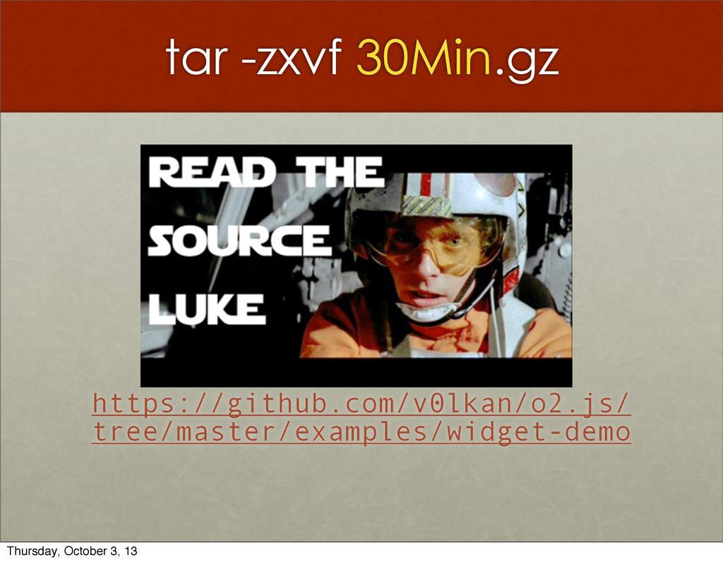 tar -zxvf 30Min.gz https://github.com/v0lkan/o2...