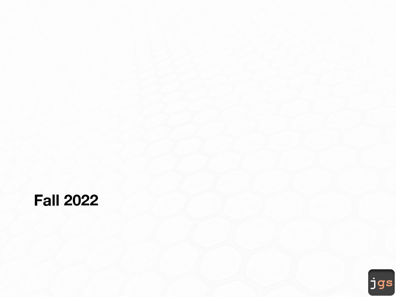 Javier Gonzalez-Sanchez | CSE240 | Fall 2020 | ...