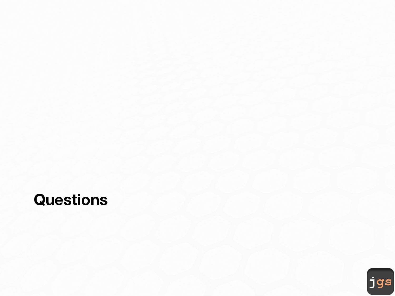 jgs Questions