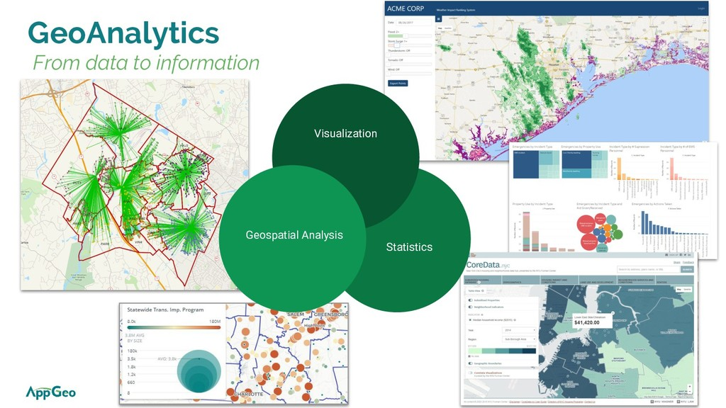 31 GeoAnalytics From data to information Statis...