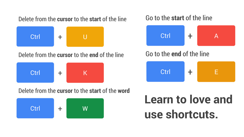 Learn to love and use shortcuts. Ctrl A + Go to...