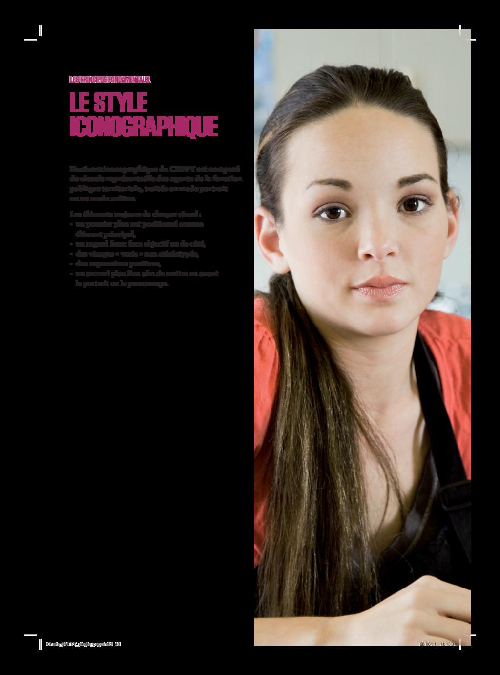 LES PRINCIPES FONDAMENTAUX LE STYLE ICONOGRAPHI...