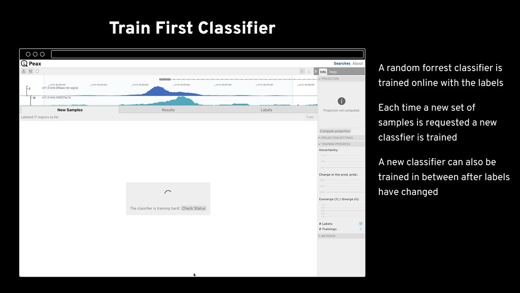 Train First Classifier Active Learning Sampling ...