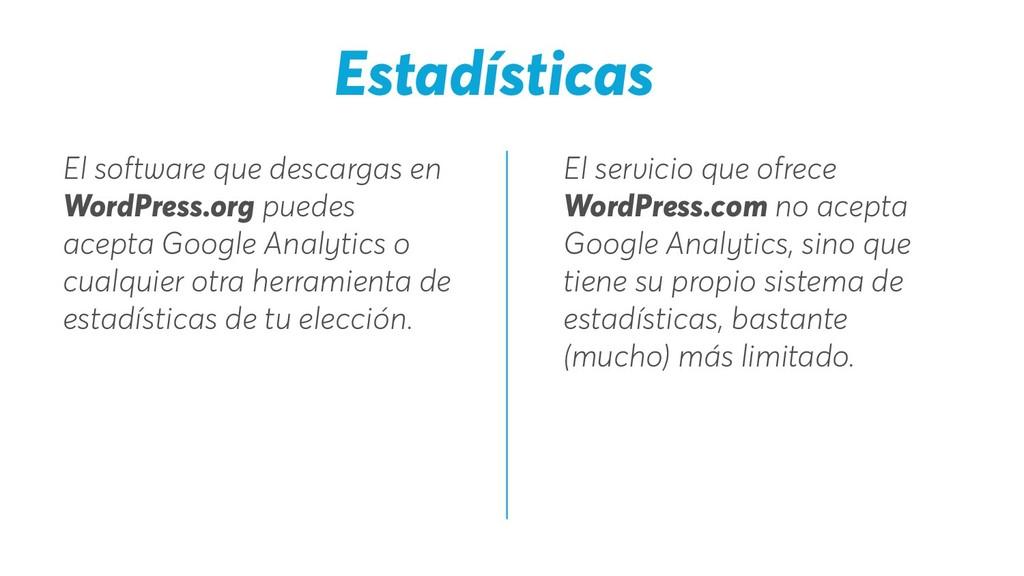 El servicio que ofrece WordPress.com no acepta ...