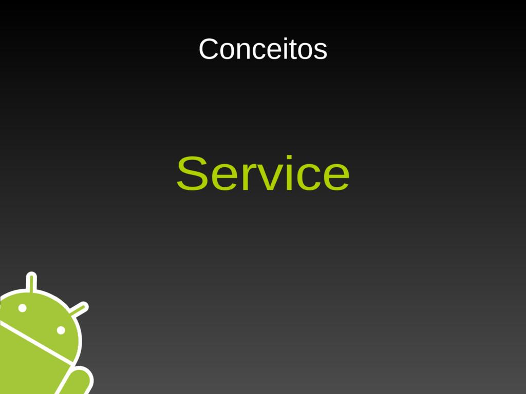 Conceitos Service
