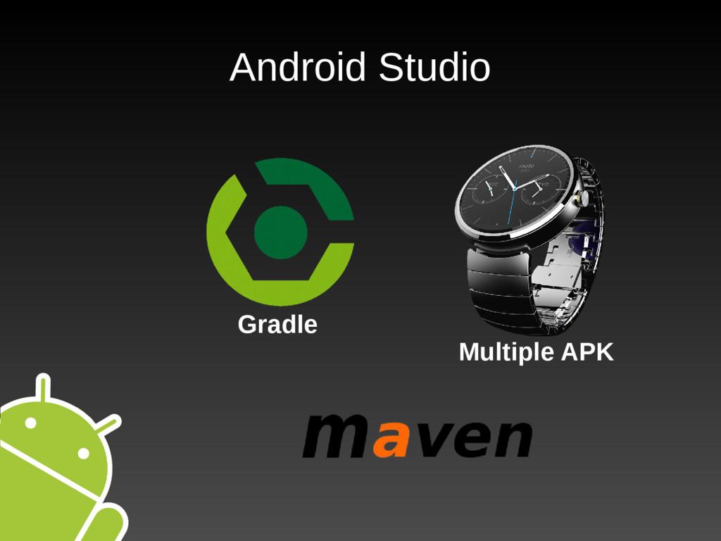 Android Studio Gradle Multiple APK