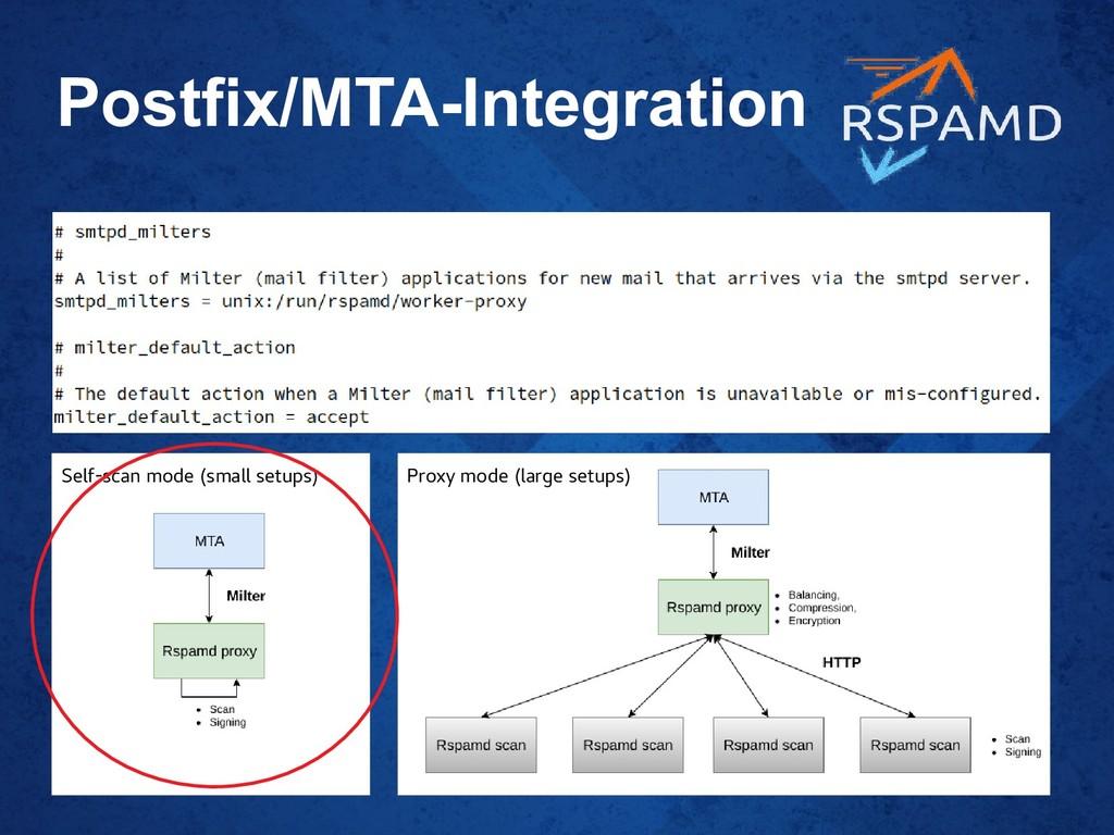 Postfix/MTA-Integration Self-scan mode (small s...