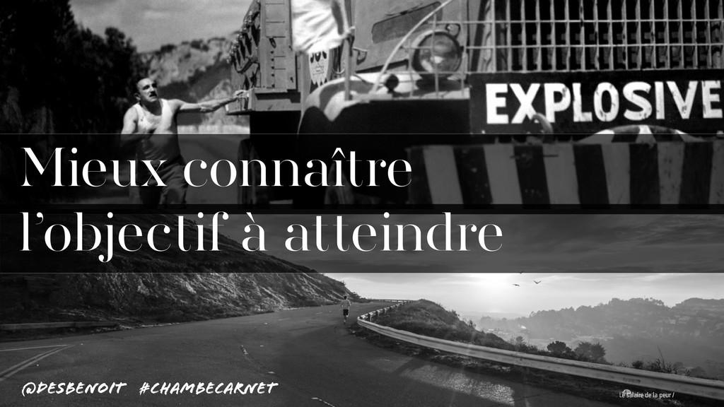 Le salaire de la peur / @desbenoit #ChambeCarne...