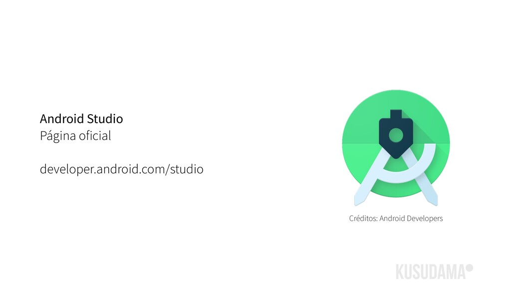 Android Studio Página oficial developer.android...
