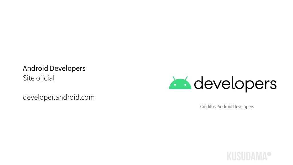 Android Developers Site oficial developer.andro...