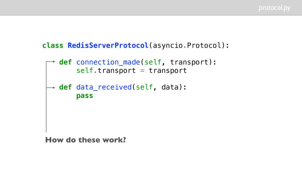 protocol.py class RedisServerProtocol(asyncio.P...