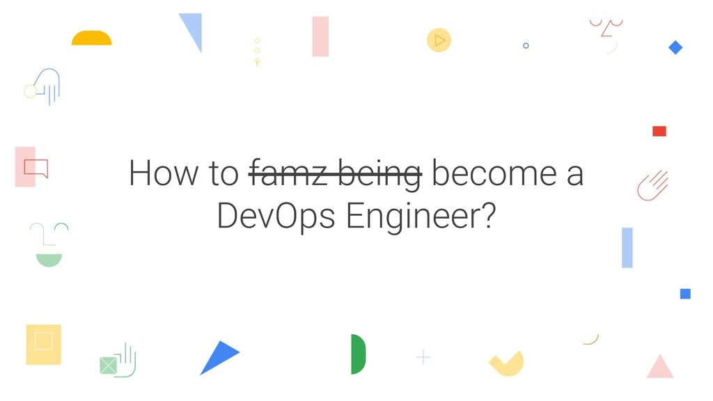 How to famz being become a DevOps Engineer?