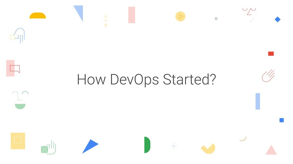 How DevOps Started?