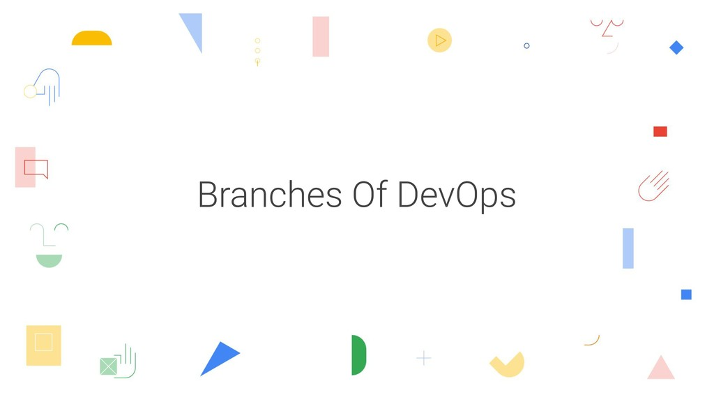Branches Of DevOps