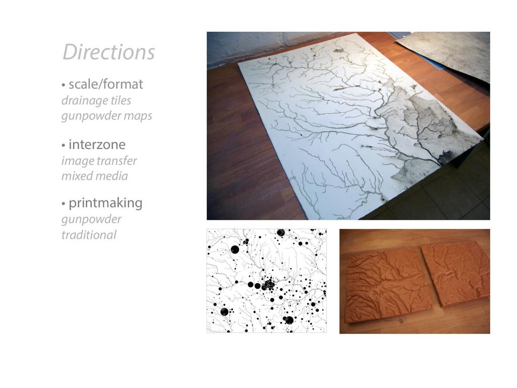 • scale/format drainage tiles gunpowder maps •...