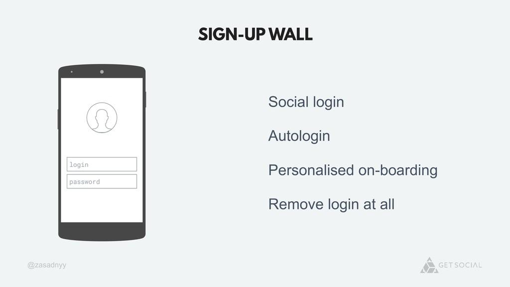 @zasadnyy password login Social login Autologin...