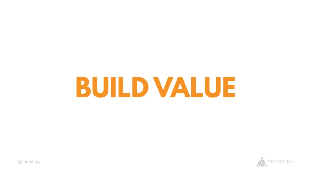 @zasadnyy BUILD VALUE