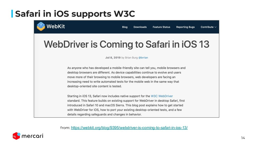 14 Confidential - Do Not Share Safari in iOS sup...