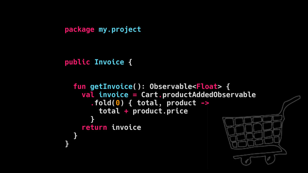 package my.project public Invoice { fun getInvo...