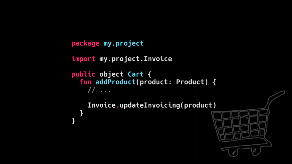 package my.project import my.project.Invoice pu...