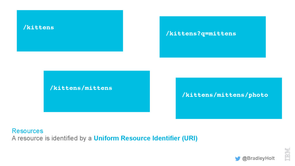 Resources A resource is identified by a Uniform...