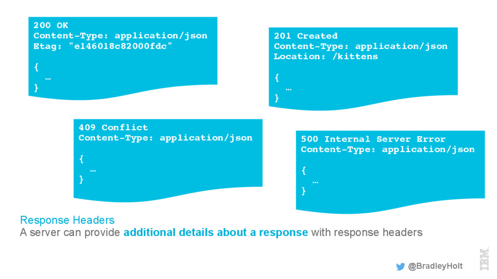 Response Headers A server can provide additiona...