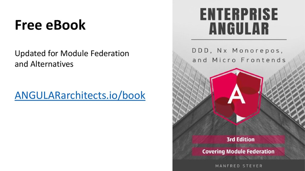 @ManfredSteyer Free eBook ANGULARarchitects.io/...