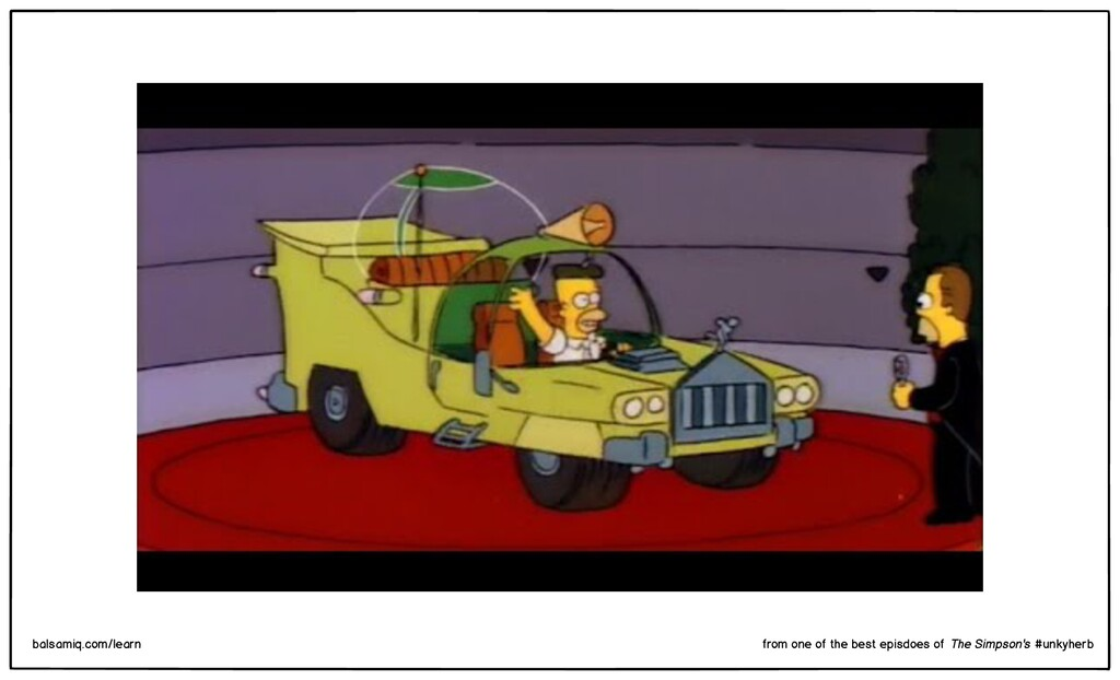 from one of the best episdoes of The Simpson's ...