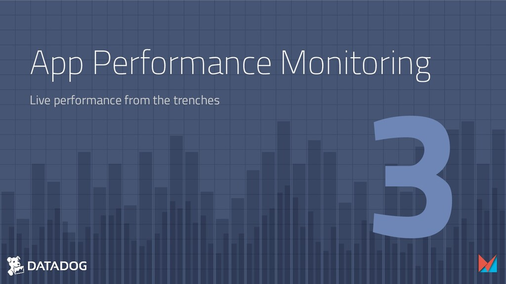App Performance Monitoring Live performance fro...
