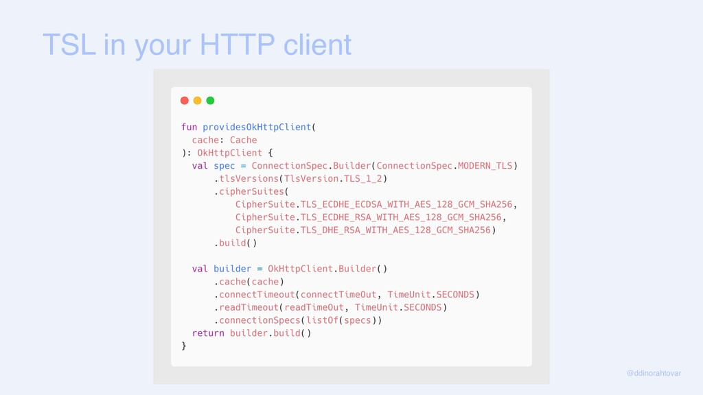 TSL in your HTTP client @ddinorahtovar