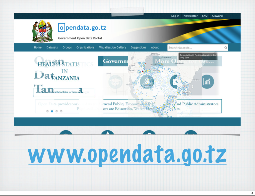 www.opendata.go.tz 4