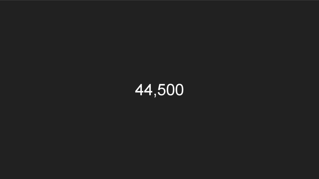 44,500