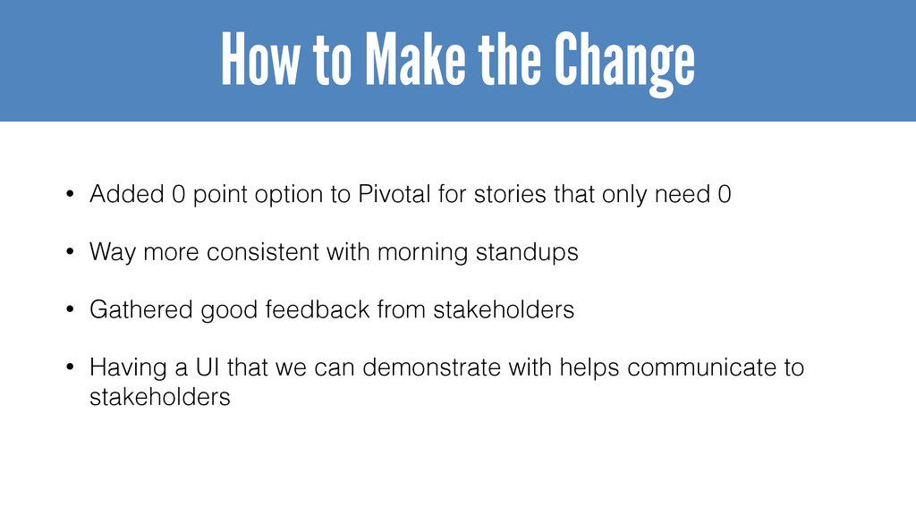 • Added 0 point option to Pivotal for stories t...