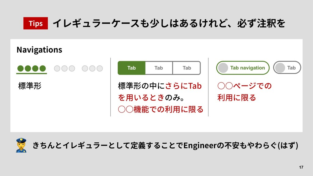 "17 Tips Navigations Tab "" Engineer ( )"