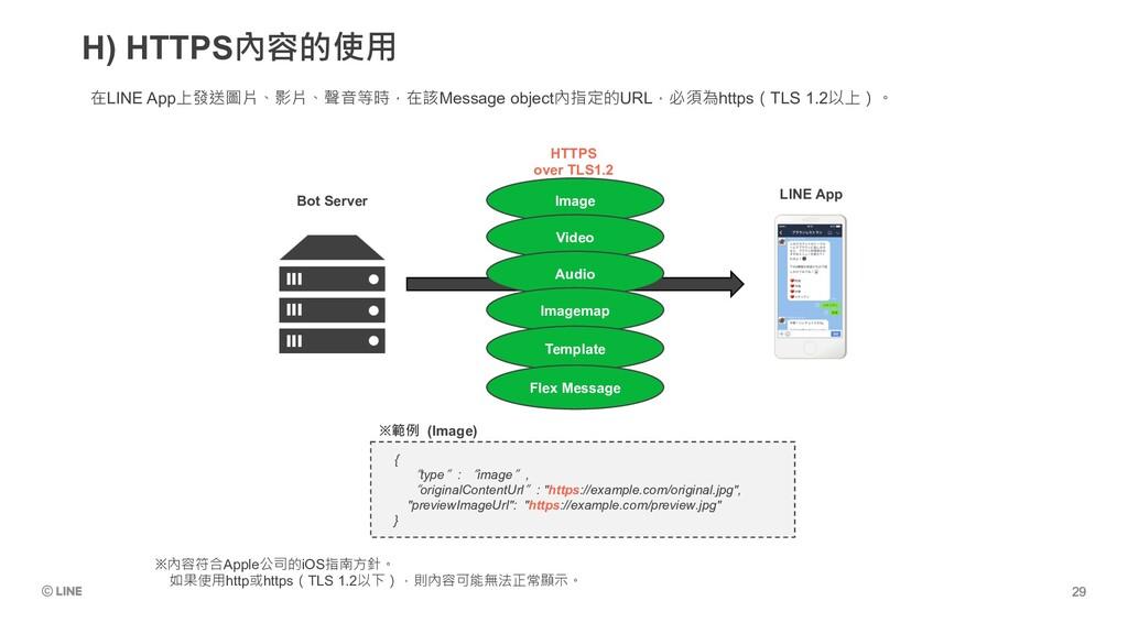 "H) HTTPS內容的使用 { ""type"": ""image"", ""originalConte..."