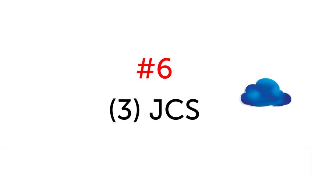 #6 (3) JCS