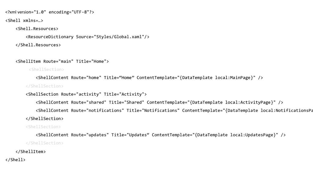 """<?xml version=""""1.0"""" encoding=""""UTF-8""""?> <Shell x..."""