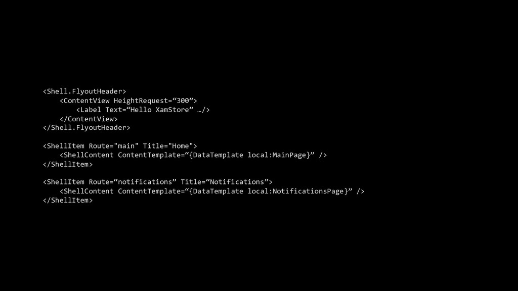 Supported Navigation UI Patterns In Shell 1 Pag...