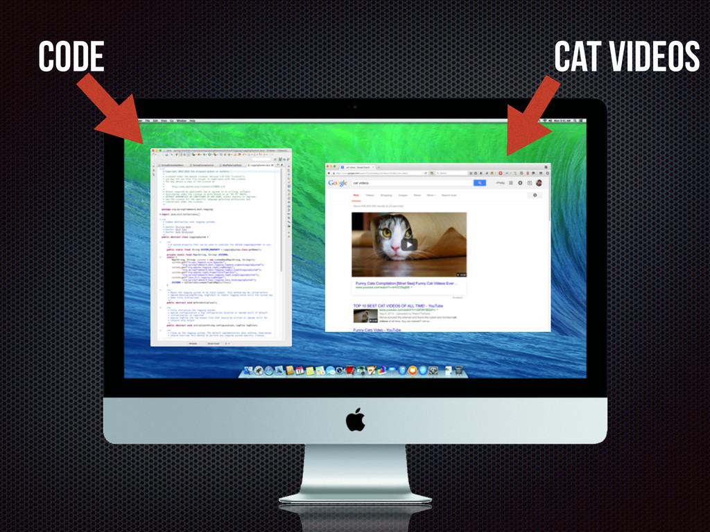 Code Cat Videos