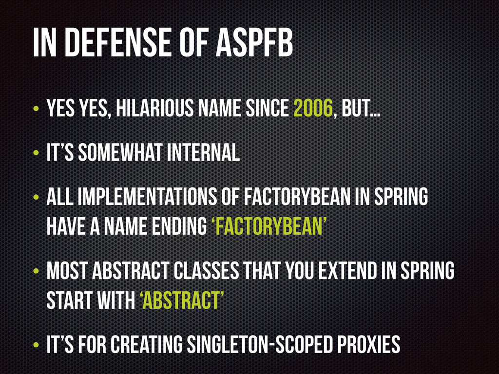In defense OF ASPFB • Yes yes, hilarious name s...