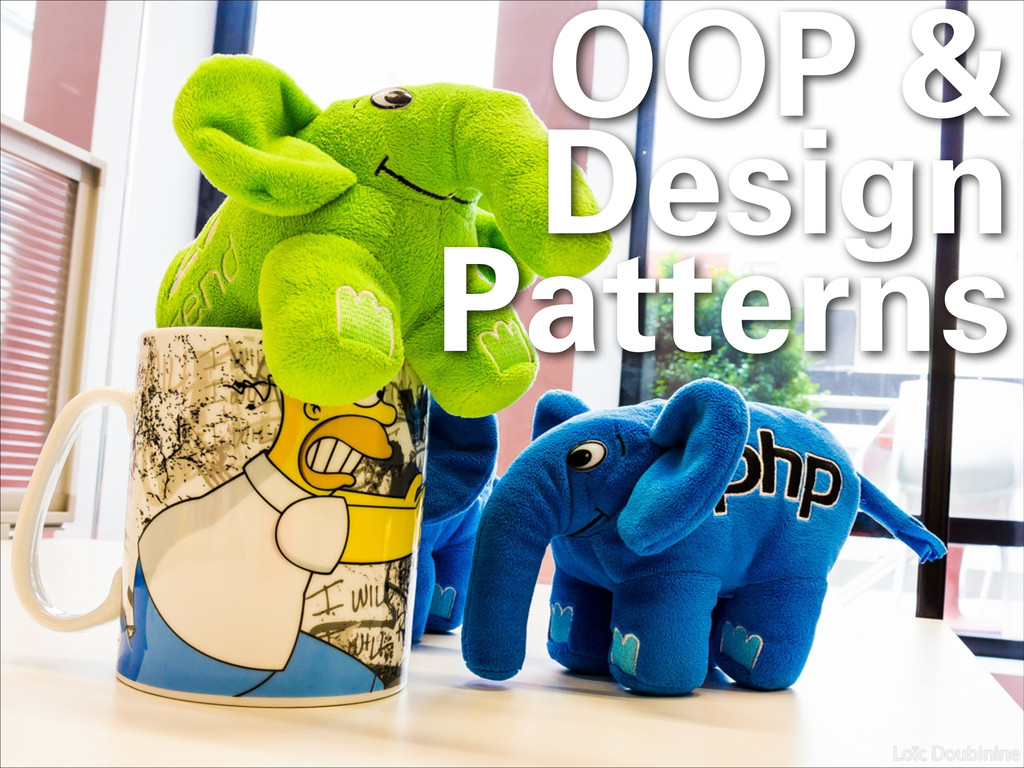 OOP & Design Patterns