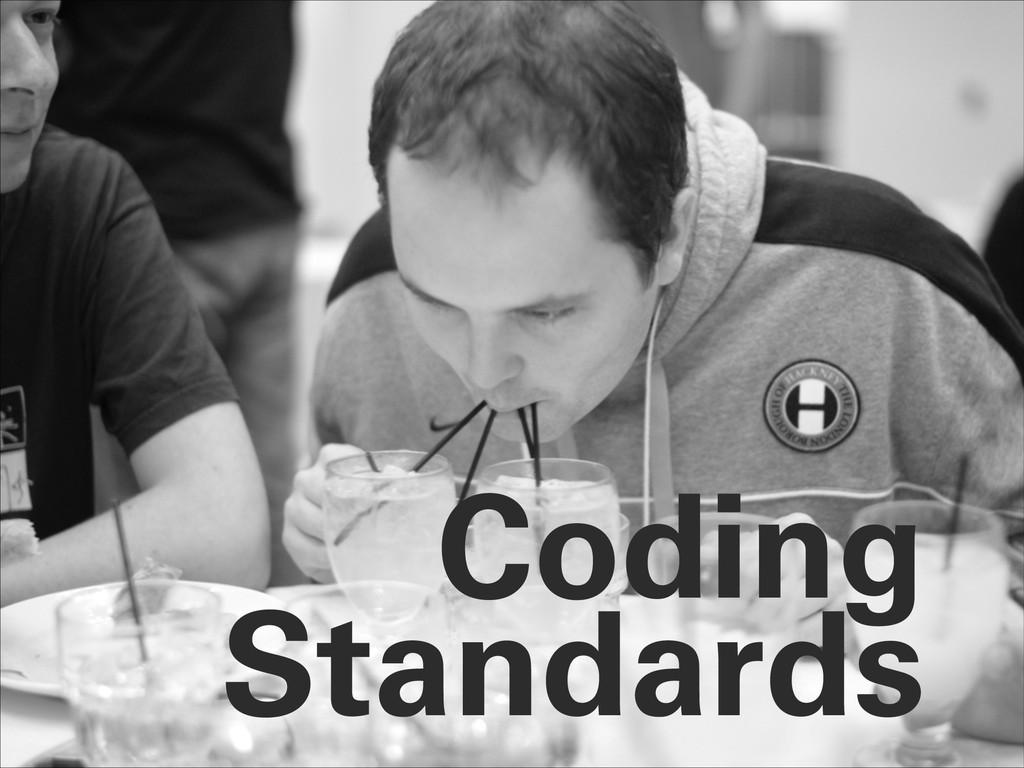 Coding Standards