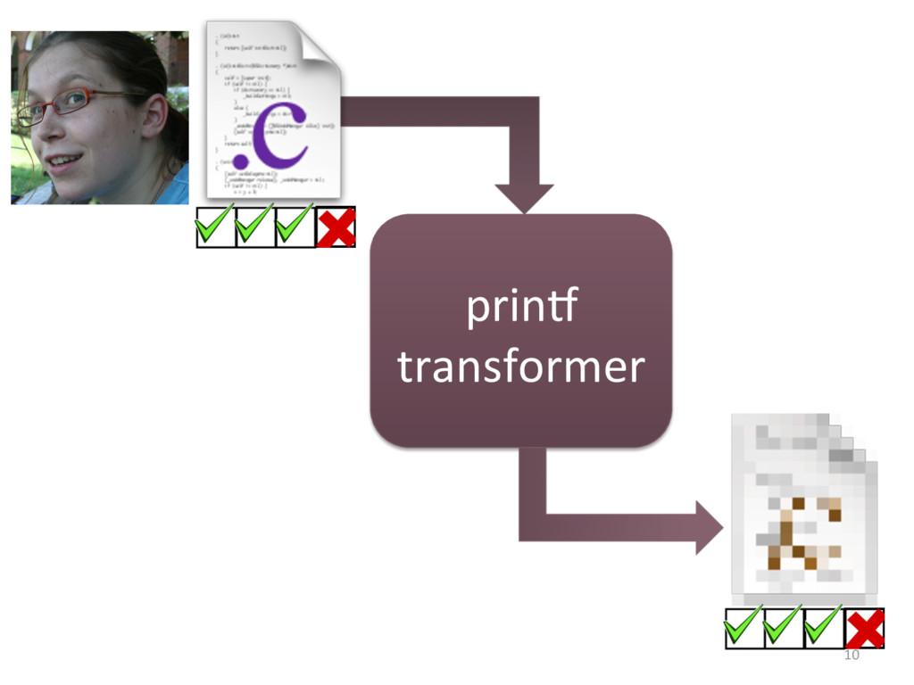 10 prind transformer