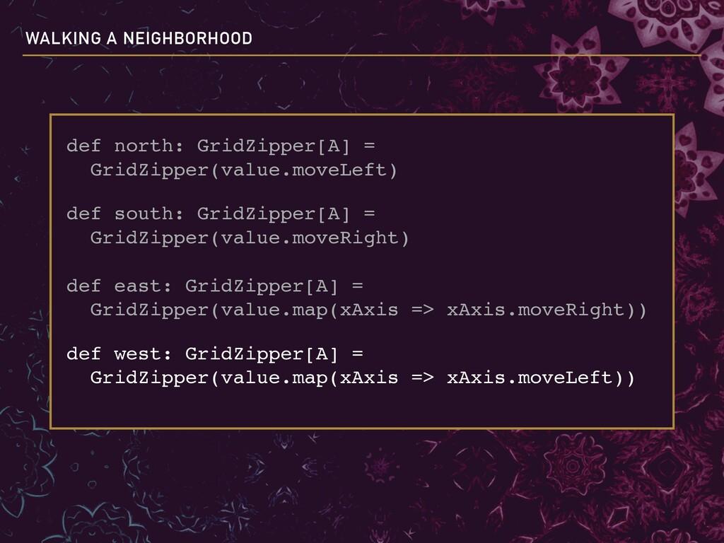 def north: GridZipper[A] = GridZipper(value.mo...