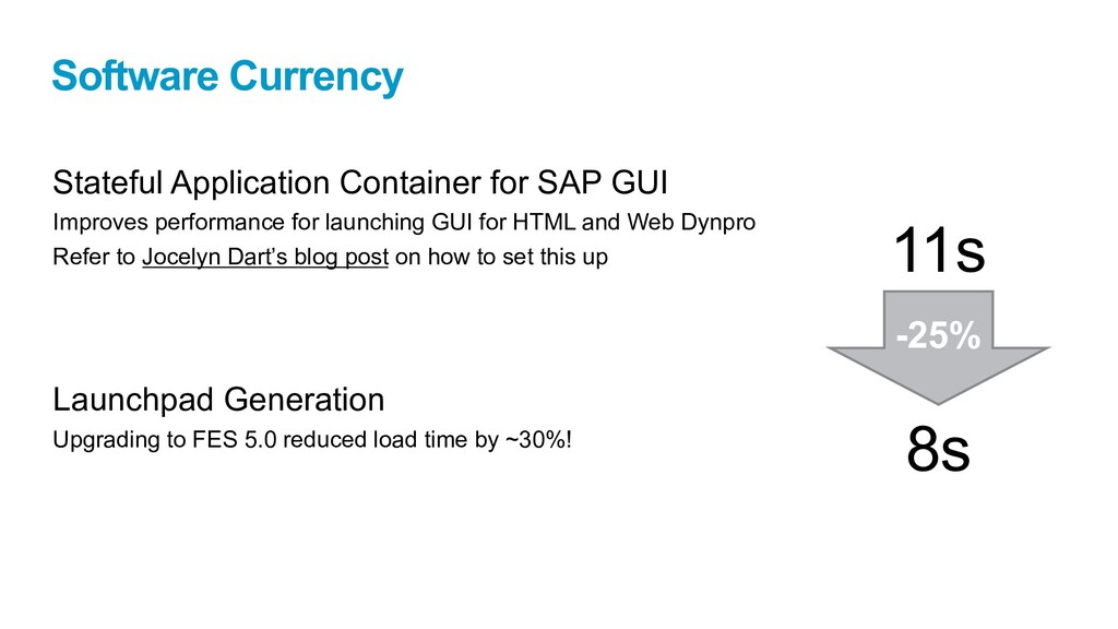 Software Currency Stateful Application Containe...