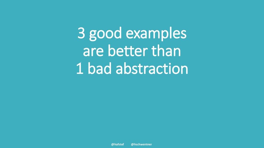 @hofstef @hschwentner 3 good examples are bette...